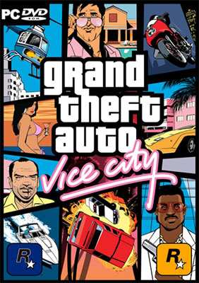 GTA - Grand Theft Auto Vice City