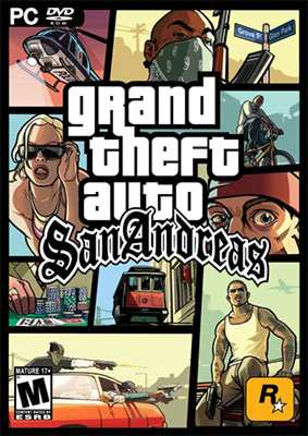 GTA - Grand Theft Auto San Andreas