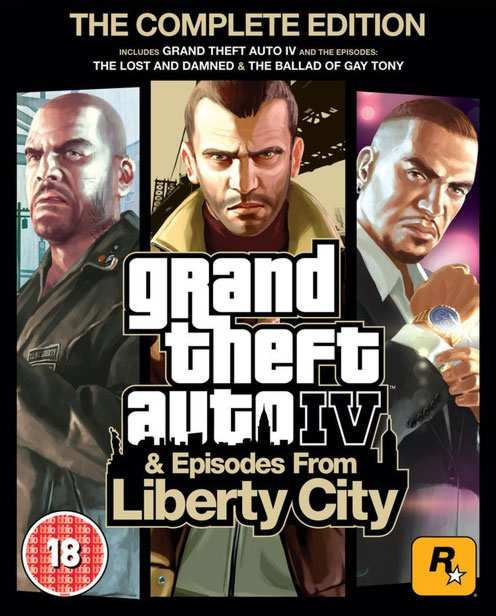 GTA 4 - Grand Theft Auto IV