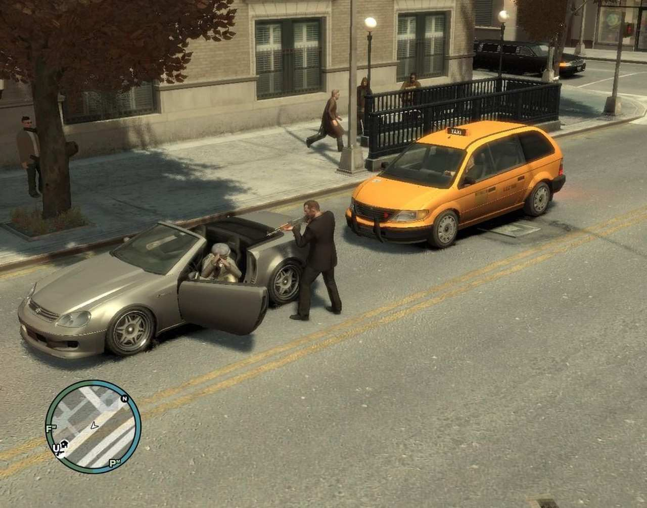 GTA 4 - Grand Theft Auto IV free Download + DLC