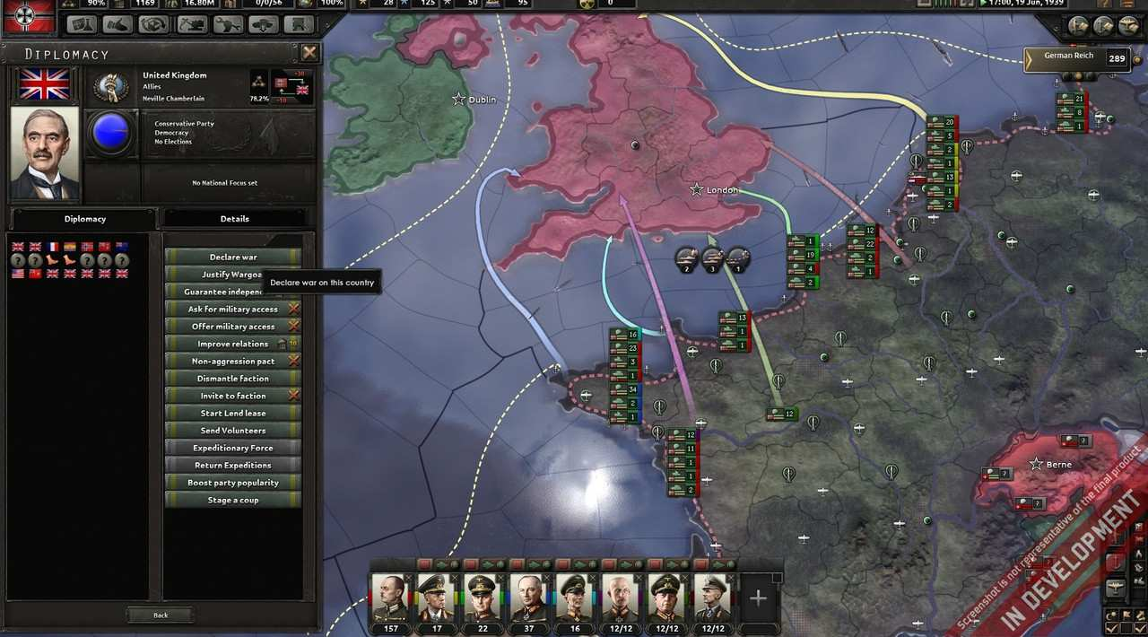 Hearts Of Iron IV: Mobilization Pack Download