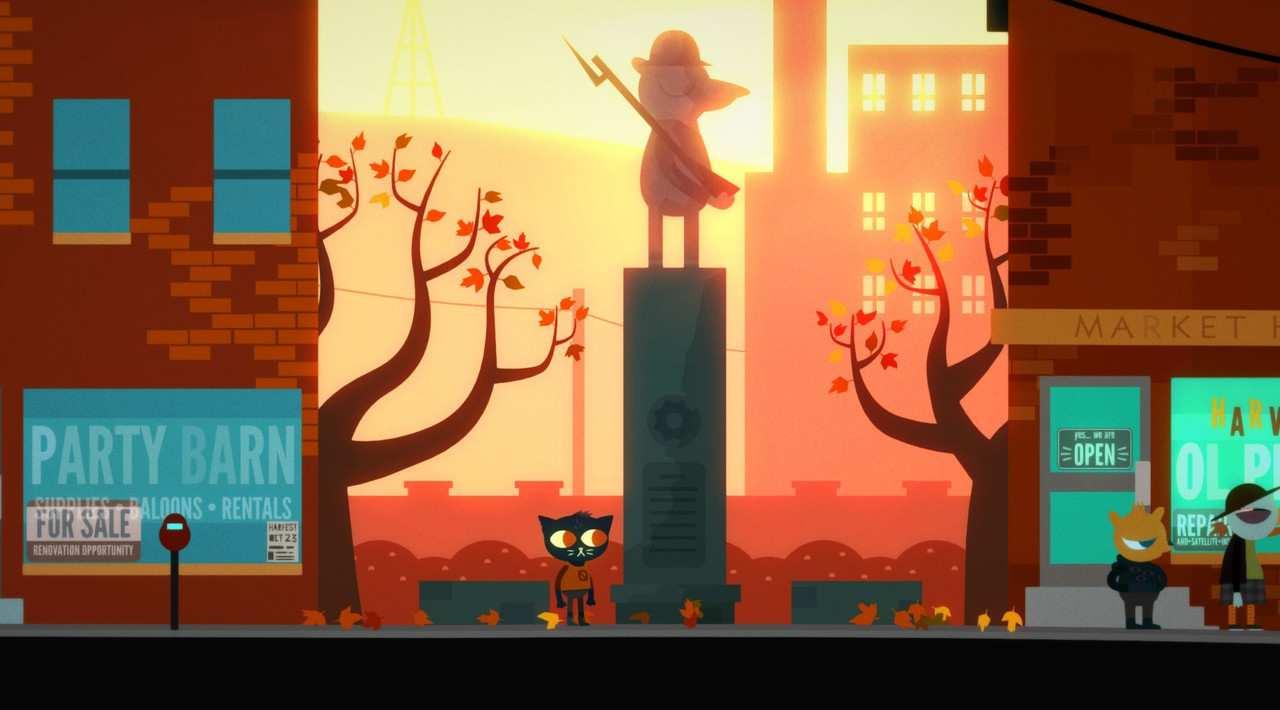 دانلود بازی Night in the Woods Weird Autumn Edition برای PC