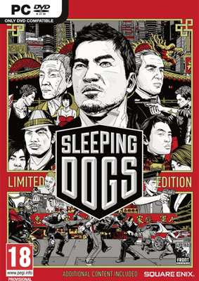 Sleeping Dogs Game of the Year Edition