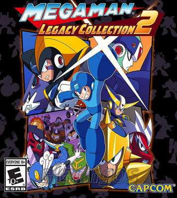 Mega Man Legacy Collection Bundle