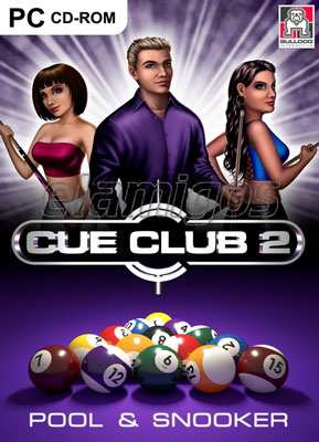 Cue Club 2 Pool and Snooker
