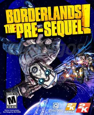 Borderlands: The Pre-Sequel!