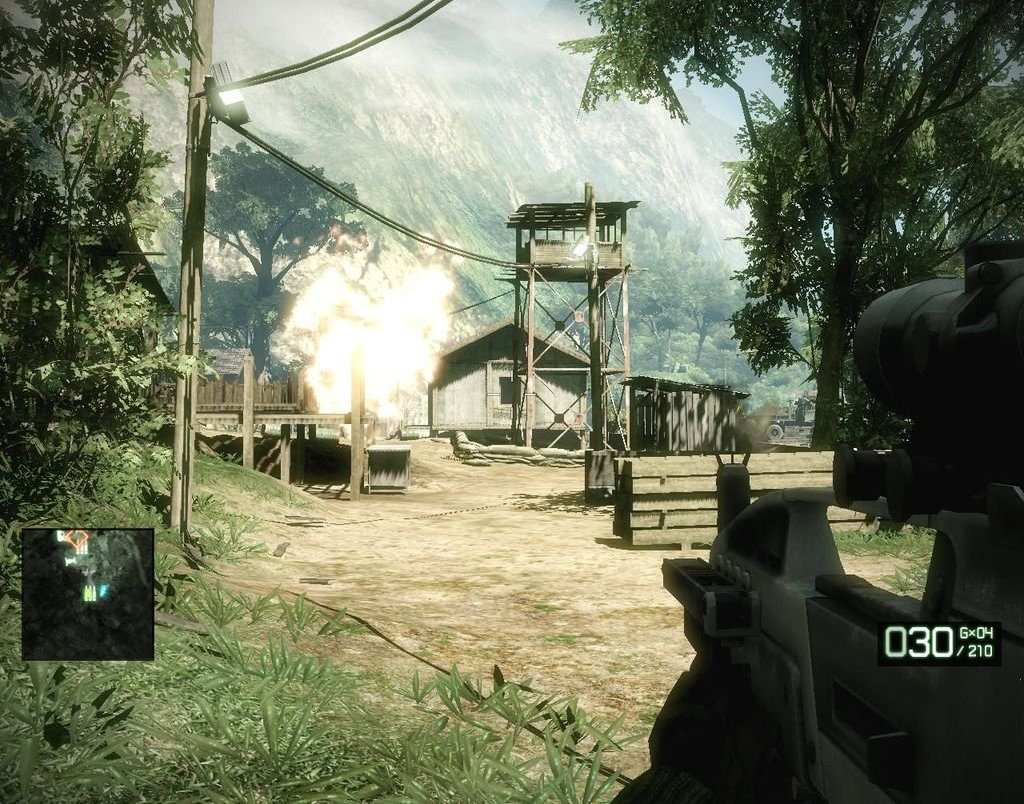 Serial key for Battlefield Bad Company 2(WORKS PERFECT at