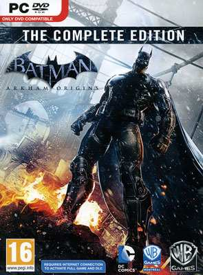 Batman Arkham Origins Complete Edition