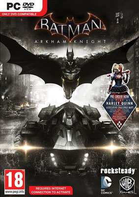 Batman Arkham Knight Complete Edition