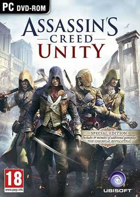 Assassin's Creed: Unity Gold Edition