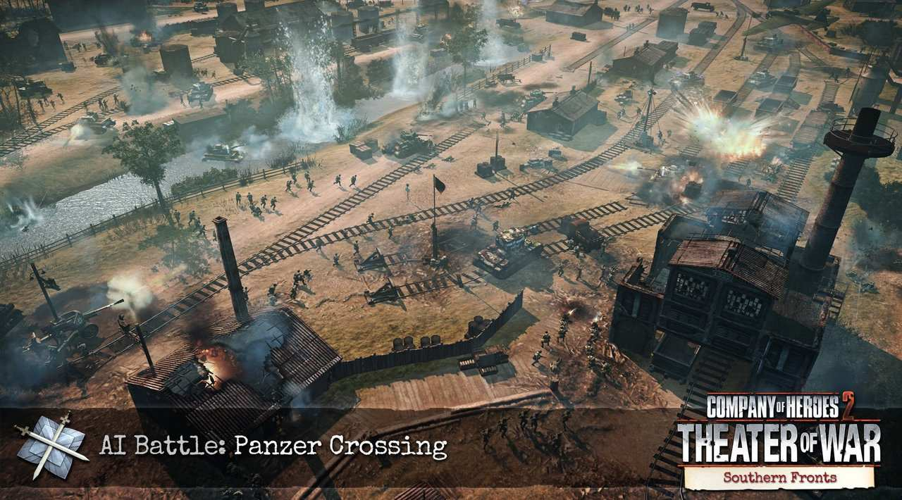 Company of heroes 2 - case blue mission pack download pc