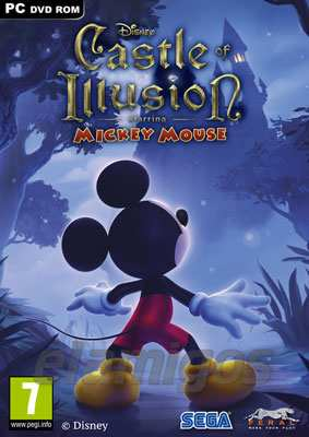 Castle of Illusion HD