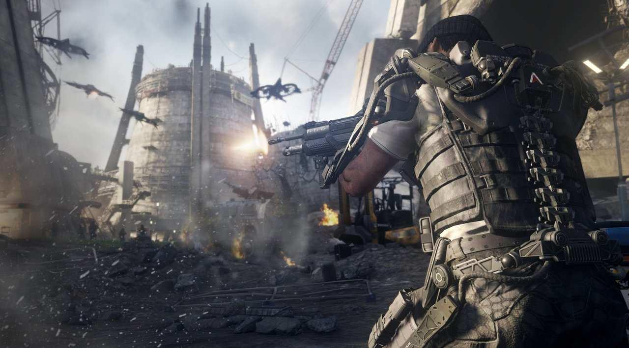 Call of Duty: Advanced Warfare Free Download - Repack-Games