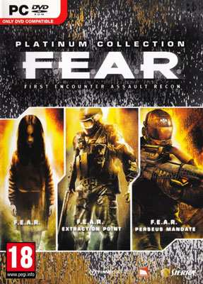 F.E.A.R. / FEAR Platinum