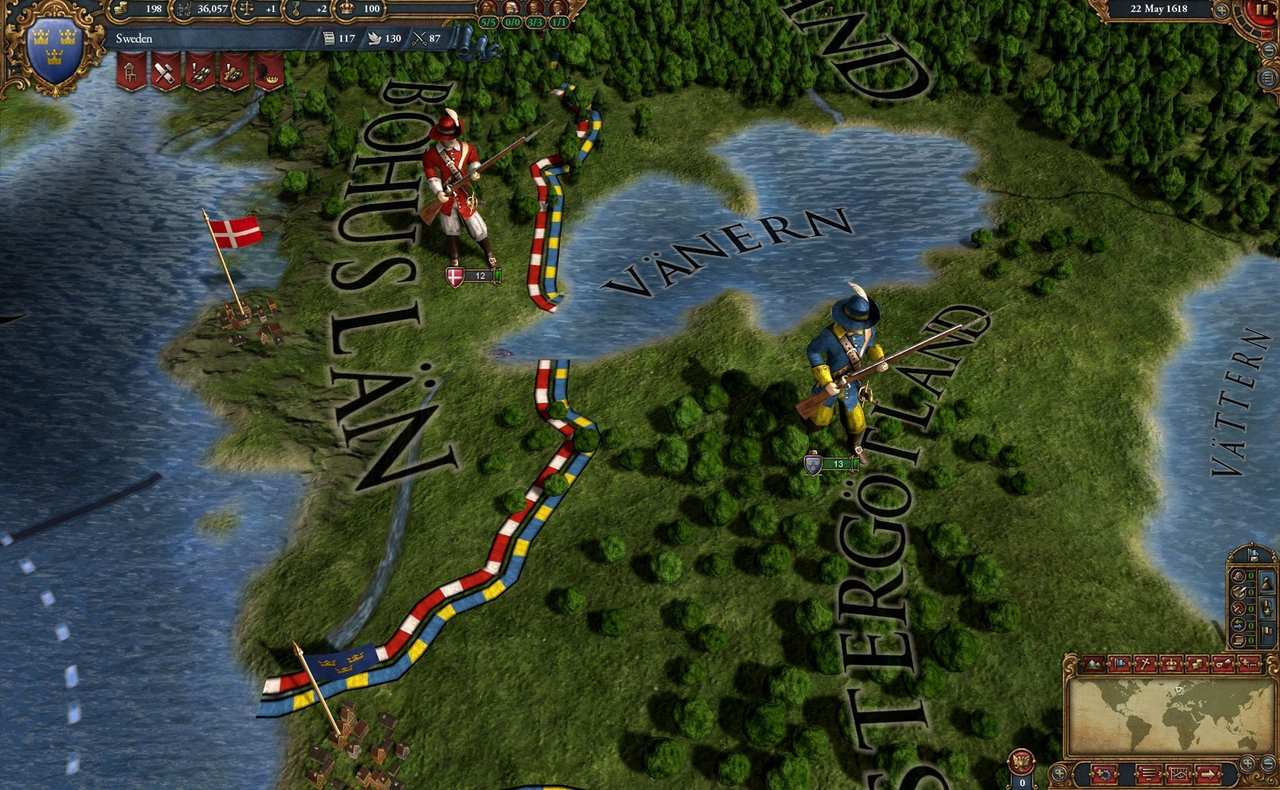 Europa Universalis IV: Wealth Of Nations Collection Download Free