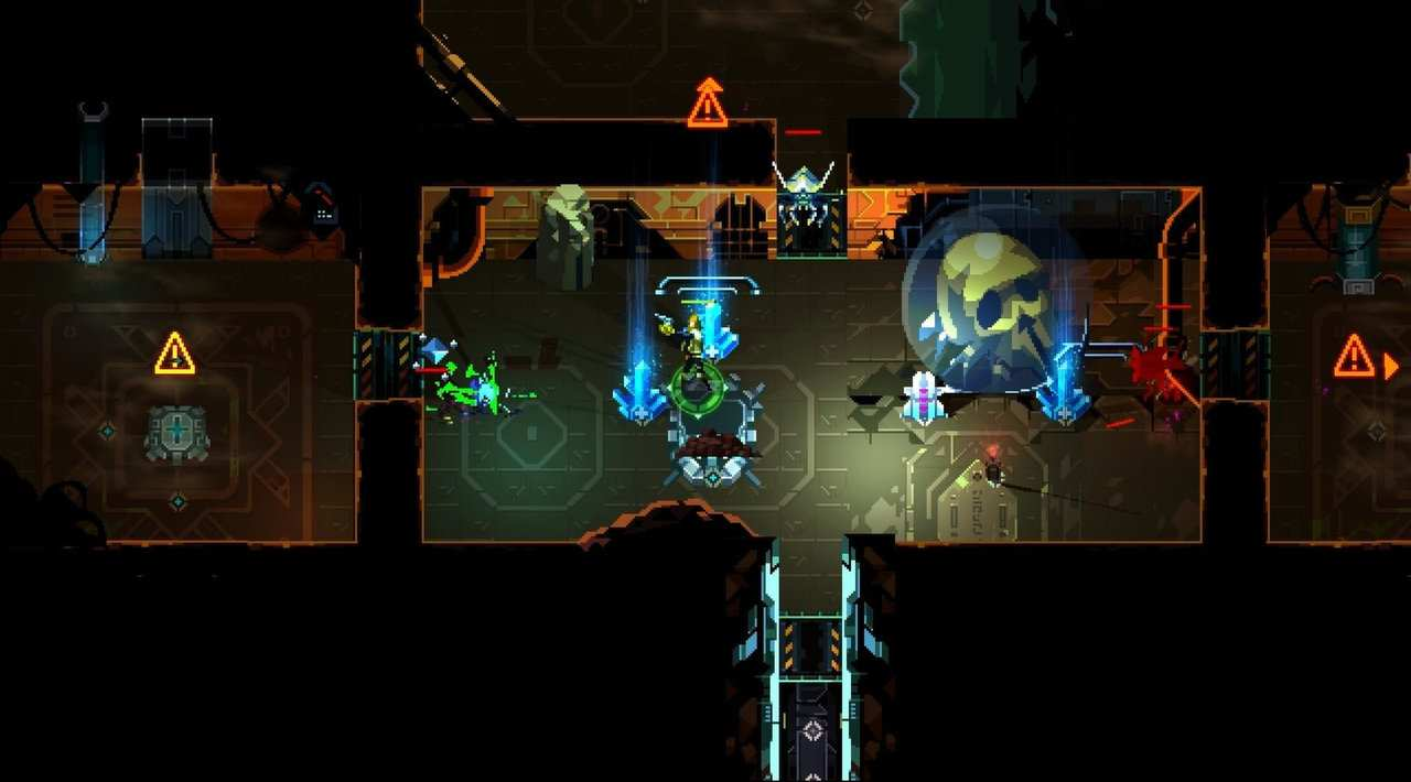Dungeon of the endless gameplay
