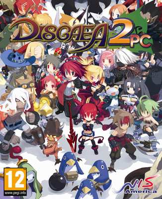 Disgaea 2 PC: Digital Doods Edition