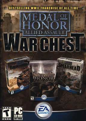 Medal of Honor: Allied Assault War Chest
