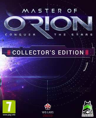 Master of Orion: Conquer the Stars