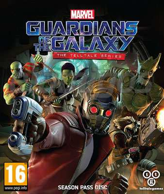 Marvel's Guardians of the Galaxy: The Telltale Series Complete Season