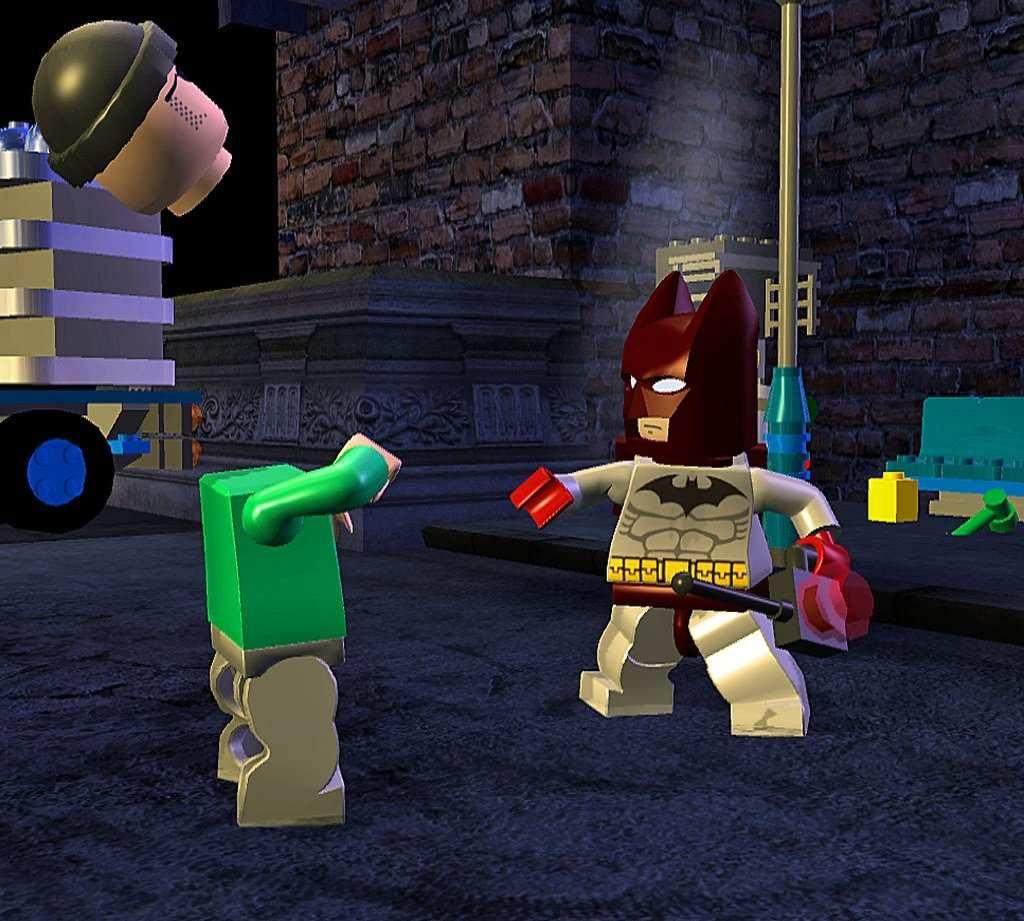 LEGO Batman: The Videogame free Download - ElAmigosEdition.com
