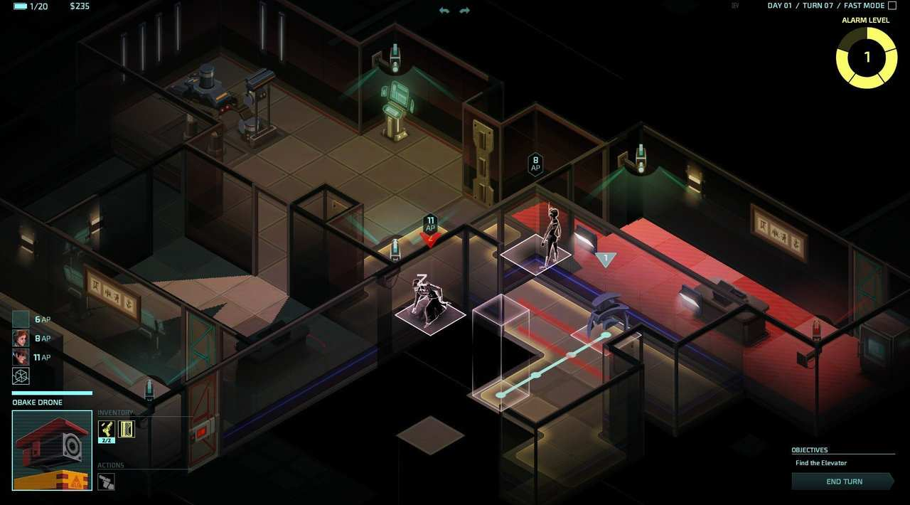 Invisible, Inc. Download Free