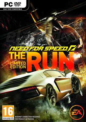 Need for Speed: The Run Limited Edition