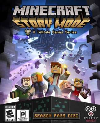 Minecraft: Story Mode - A Telltale Games Series - Season 1