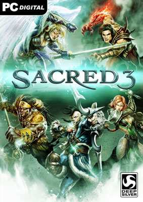 Sacred 3 Complete Edition