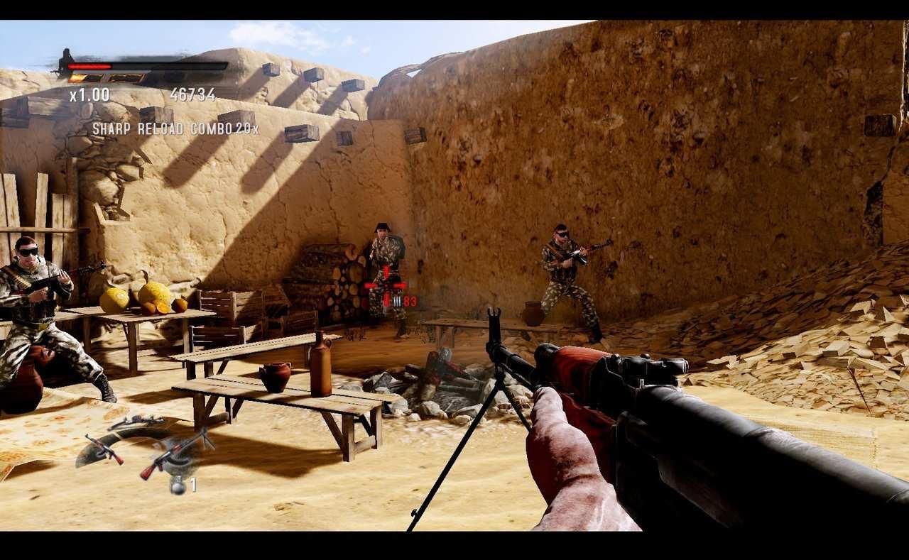 Rambo Game Free