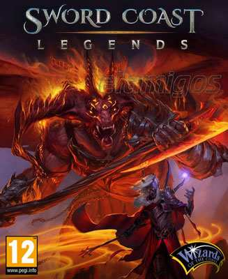 Sword Coast Legends Digital Deluxe