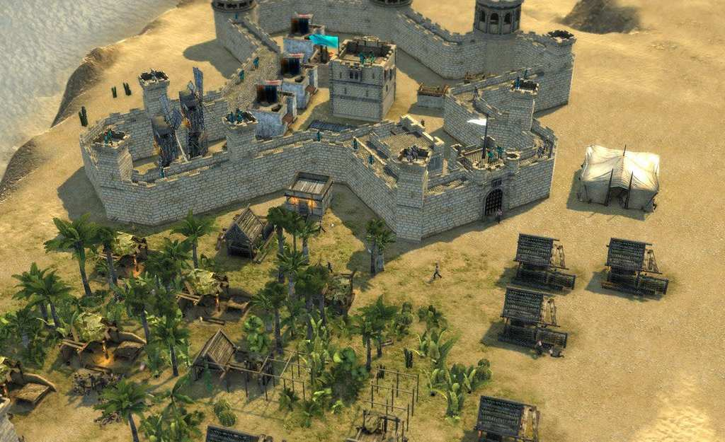 Stronghold Crusader II Gold Edition free Download ...