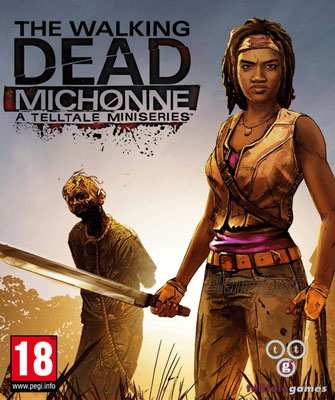 The Walking Dead: Michonne Complete Season
