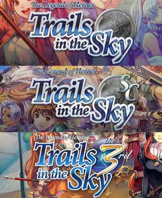 The Legend of Heroes: Trails in the Sky Collection