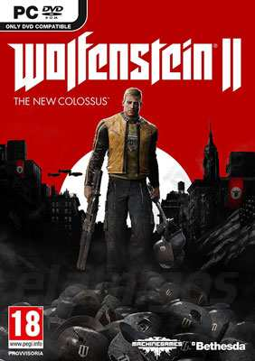 Wolfenstein II: The New Colossus Complete Edition