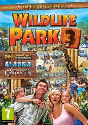 Wildlife Park 3 Deluxe Edition