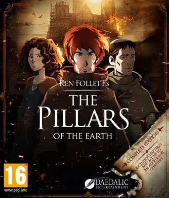 Ken Follett's The Pillars of the Earth Complete Edition