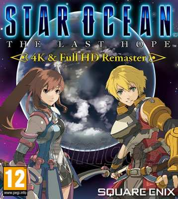 Star Ocean The Last Hope 4K and Full HD Remaster