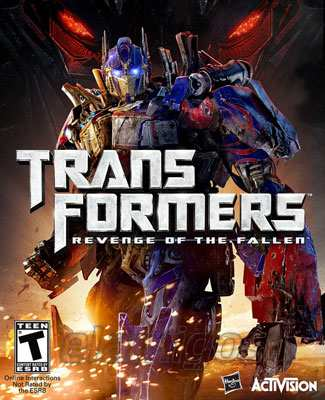 Transformers: Revenge of the Fallen The Game