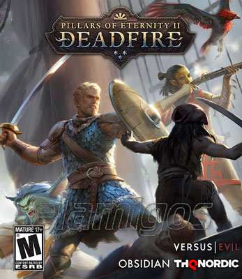 Pillars of Eternity II: Deadfire Deluxe Edition