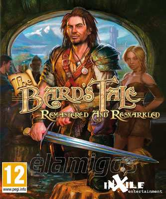 The Bard's Tale Remastered Collection