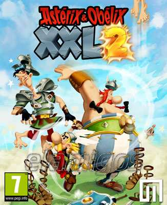 Asterix and Obelix XXL 2 Remastered