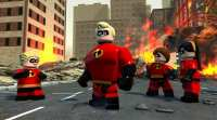 crack LEGO The Incredibles free download