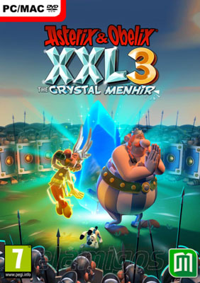 Asterix and Obelix XXL 3 The Crystal Menhir