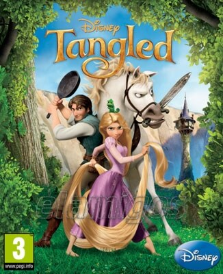 Disney Tangled The Video Game
