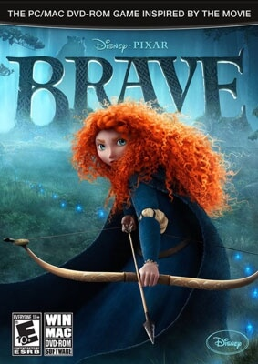 Disney Brave The Video Game