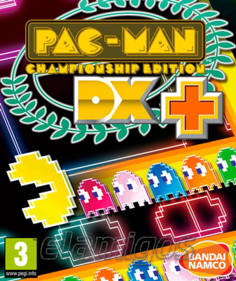 Pac-Man Championship Edition Collection