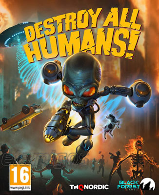 Destroy All Humans! 2020