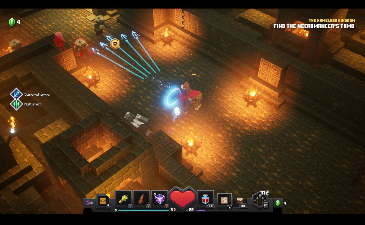 Download Game Minecraft Dungeons Hidden Depths Codex Free